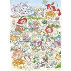 ジグソーパズル EPO-74-004 ディズニー Floral Daydream(フローラルデイドリーム)(不思議の国のアリス) 500ピース [CP-D]