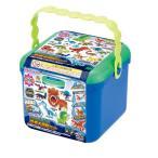 おもちゃ AQ-E01 アクアビーズ 5000ビーズバケツ 恐竜大図鑑セット [CP-AQ]