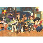 ジグソーパズル TEN-D108-863 ディズニー トイストーリー大集合(トイストーリー) 108ピース