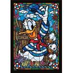 ステンドアートジグソーパズル TEN-DSG266-954 ディズニー ドナルドダック ステンドグラス (ドナルドダック) 266ピース