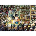 ジグソーパズル TEN-D500-354 ディズニー ミッキーのおもちゃ工房(ミッキー) 500ピース