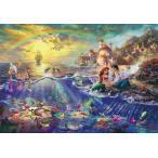 ジグソーパズル TEN-D1000-489 ディズニー The Little Marmaid(リトル・マーメイド) 1000ピース [CP-D]