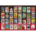 ジグソーパズル TEN-D1000-496 ディズニー Movie Poster Collection Mickey Mouse (ミッキー) 1000ピース