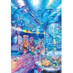 ジグソーパズル 1000ピース ディズニー ミッキー&フレンズ ナイトアクアリウム D1000-029