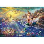 ジグソーパズル 1000ピース トーマス・キンケード ディズニー The Little Mermaid (D-1000-489)