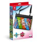SwitchLite専用 サコッシュ『ポケットモンスター ソード・シールド』 for Nintendo Switch Lite