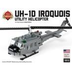 アメリカ軍 UH-1D ヒューイ・イロコイ レゴカスタムキット 説明書付き LEGOカスタムパーツ アーミー 装備品 武器