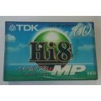 TDK 8mmビデオカセットテープ Hi8 MP60 P6-60HMPR