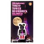 BE@RBRICK/ベアブリック 東京タワー限定 Full Moon Ver 100%