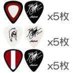 【3種類各5枚 計15枚セット】Aria ProII P-Jail 01 + 02 + 03 聖飢魔II ジェイル大橋 ギター ピック