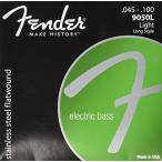 Fender フェンダー エレキベース弦 STNLS STL FW LS 9050L 45-100