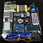 cocoparRArduino 学習キット arduino専用9V-1A電源(PSE対応)付き UN...ト 初心者専用実験キット 基本部品セット