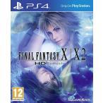 【取り寄せ】Final Fantasy X/X-2 HD Remaster ファイナルファンタジー X/X-2 PS4 輸入版