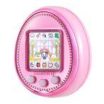 ショッピングたまごっち TAMAGOTCHI 4U + ベビーピンク (たまごっち 4U プラス) 育成 バーチャルペット玩具 女の子プレゼント バンダイ