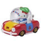 トミカ ドリームトミカ ライドオン R02 ハローキティ×リンゴのくるま 車 ミニカー コラボ Dream TOMICA タカラトミー