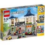 レゴクリエイター 31036 おもちゃ屋と町の小さなお店 LEGO レゴブロック 女の子プレゼント 男の子プレゼント 誕生日プレゼント