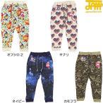 JAM 子供服 jam/JAMの総柄スウェットパンツ/150〜160cm/2017SS/2171205A
