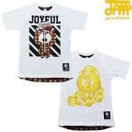 JAM/モノグラムうしろ総柄Tシャツ/90〜140cm/2020SS/J2002012