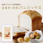 金芽米の米粉 パンミックス 300g×2袋 小麦粉不使用 グルテンフリー