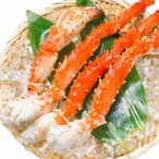油蟹 - アブラガニ 4Lサイズ×1肩(正規品 冷凍総重量800g前後 ボイル冷凍)