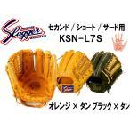 久保田スラッガー グローブ軟式内野セカンド・ショート・サード用グラブ KSN-L7S