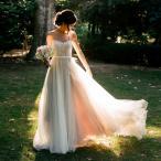 Yahoo!トヨワストアウェディングドレス aラインドレス 安い ウエディングドレス 二次会 花嫁 パーティードレス 披露宴 ブライダル 結婚式 ロングドレス 演奏会 白 シンプルドレス