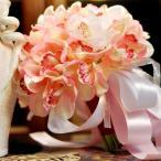 ウエディングブーケ ブートニア 安い 結婚式 ウェディングブーケ 手作り 花嫁 アレンジメント 披露宴 ウェディング用 造花 ブライダルブーケ