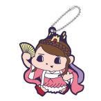 プチ三太郎 カプセルラバーマスコット [5.織ちゃん]【ネコポス配送対応】【C】