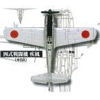 ホビーガチャ WWII 戦闘機コレクション 日本機編 [5.四式戦闘機 疾風(キ84) シルバー無地]【 ネコポス不可 】