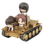 ぺあどっと ガールズ&パンツァー 38(t)戦車B/C型 エンディングVer.親善試合時(PD21SP) [ピットロード]