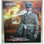 1/6 Sicherheitsdienst SS-Standartenfuhrer France 1943 Hans(ナチス親衛隊情報部大佐 ハンス)(D80080) [DID]