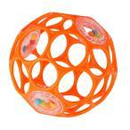 オーボールラトル 10cm (オレンジ)