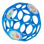 オーボールラトル 10cm (ブルー)