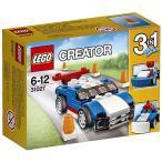 レゴ クリエイター 31027 レースカー ブルー
