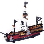 nanoblock(ナノブロック) 海賊船