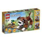 【クリアランス】レゴ クリエイター 31044 公園の動物たち