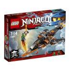 【オンライン限定価格】レゴ ニンジャゴー 70601 天空のサメコプター