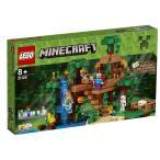 レゴ マインクラフト 21125 ジャングル ツリーハウス【送料無料】