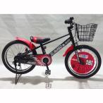 トイザらス AVIGO 18インチ 子供用自転車 トレイバー スタンド ブラック