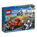 レゴ シティ 60137 金庫ドロボウのレッカー車
