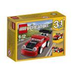 レゴ クリエーター 31055 赤いレースカー