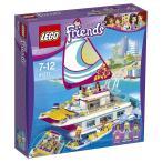 LEGO - 【オンライン限定価格】レゴ フレンズ 41317 ハートレイク ワクワクオーシャンクルーズ【送料無料】
