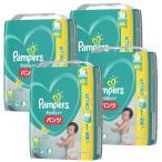 8枚増量 パンツタイプ パンパース さらさらケア パンツ Mサイズ 304枚 74枚 2 4 紙おむつ箱入り