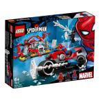 レゴ スーパー・ヒーローズ 76113 スパイダーマンのバイクレスキュー