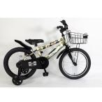 トイザらス限定 18インチ 子供用自転車 ハマーキッズ18‐TZ(カモフラージュ)