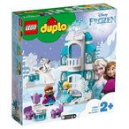【オンライン限定価格】レゴ デュプロ 10899 アナと雪の女王 光る!エルサのアイスキャッスル