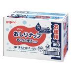【おしりふき】おしりナップ やわらか厚手仕上げ 純水99% 80枚入×12個パック