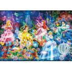 ジグソーパズル ディズニー 300ピース プリンセス ブリリアント ドリーム D-300-248