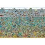 ジグソーパズル 150ラージピース Where's Wally? ウォーリー 深海のダイバー L74-122