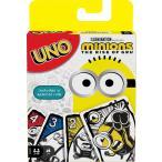 UNO ウノ ミニオンズ2 カードゲーム パーティーゲーム ネコポス送料無料